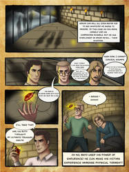 Page 2, Graphic Novel, Realm of the Griffins!