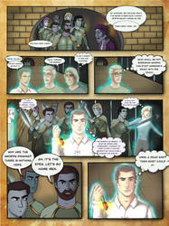 Page 3, Graphic Novel, Realm of the Griffins!