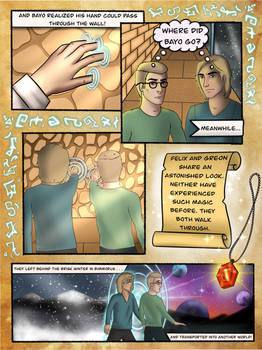Page 4, Graphic Novel, Realm of the Griffins!