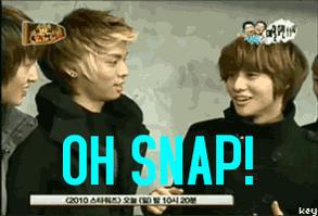 Oh Snap Jonghyun gif by xDisneyGirlx