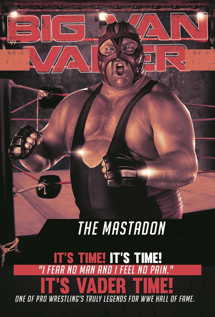 Big Van Vader | Tribute by KingQuake