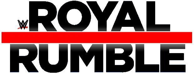WWE Royal Rumble 2017 - Logo - Black by KingQuake