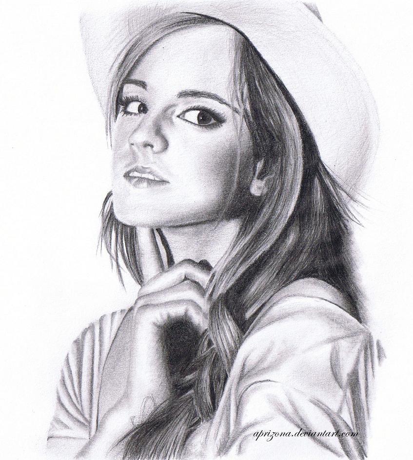 Emma Watson by Aprizona