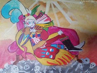His Clownliness, Kefka Palazzo
