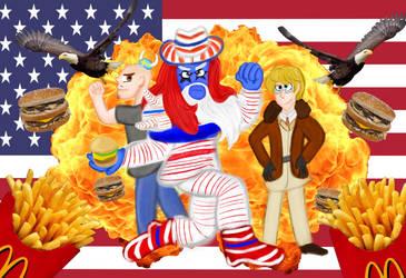 aph cheeseburger freedom man
