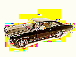 1967 Chevy Impala by AllyCat1994