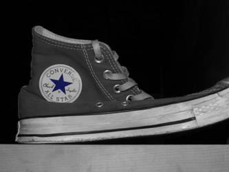 Shoe Model by AllyCat1994