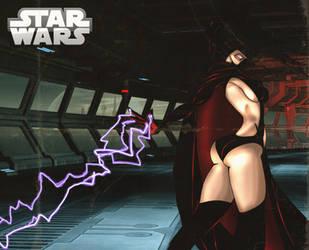 Sith Witch by ramova