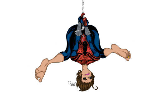 Spider-Girl Swings Again!