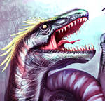 Dinosaur Skin Study