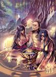 Mystic tattoo - Commission
