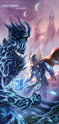 The God of Thunder