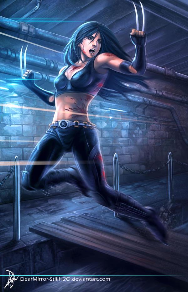 X-23 : Escape
