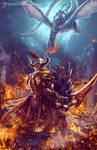 Dragoon Knight vs Dragon Rider
