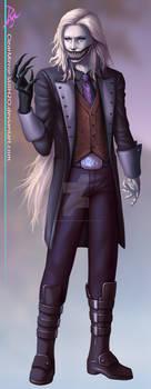 Creepy Nobleman
