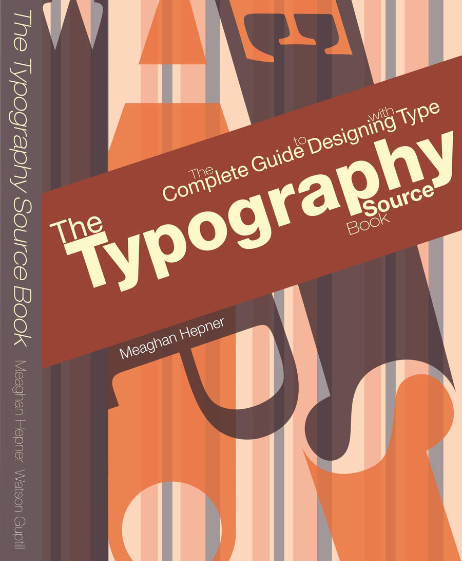 Typographic Book Cover Letter : Typography book cover by furaxxx on deviantart