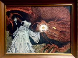 Saruman and Smaug