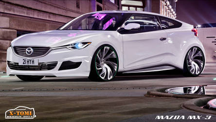 Mazda MX-5 Concept by x-tomi