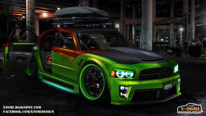 Dodge Charger SRT8 ShowCar