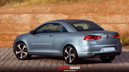 Volkswagen Eos rear by x-tomi