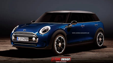 Mini Clubman by x-tomi