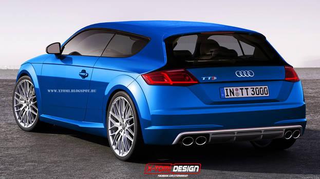 Audi TT  Shooting Brake
