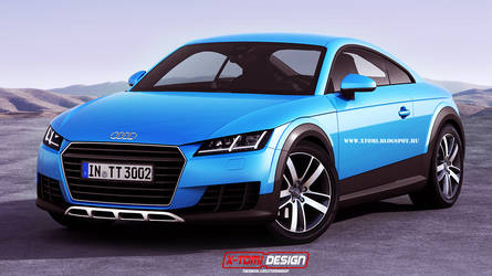 Audi TT Allroad by x-tomi