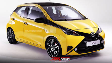 Toyota Aygo T-Sport