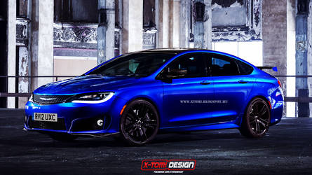 Chrysler 200GT by x-tomi