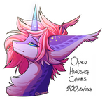 [OPEN] HEADSHOT COMMISSIONS