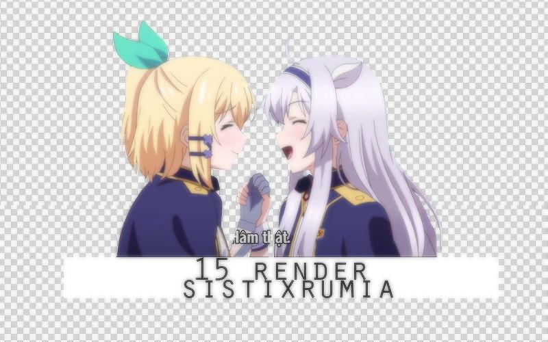 [ Pack Render #10 ] by Yukina-Yuk