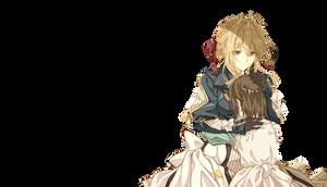 [Render #201 ] Violet.Evergarden
