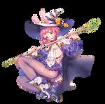 [ 59470522 P0 ] magic girl render #291