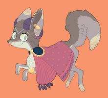 Fox adoptable 4 [open] c: