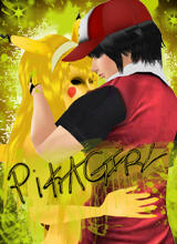 Pika Girl and Trainer Boi