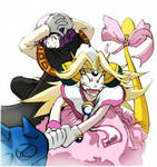 Xelloss and Filia