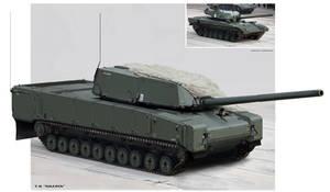 GAZATA tank
