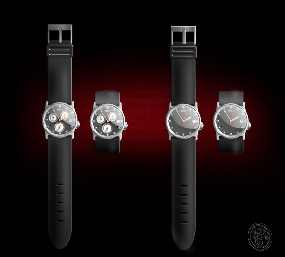 Rado Watch Logo Rado Watches by Pnugget