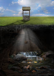 At the bottom of the well by SpringDA
