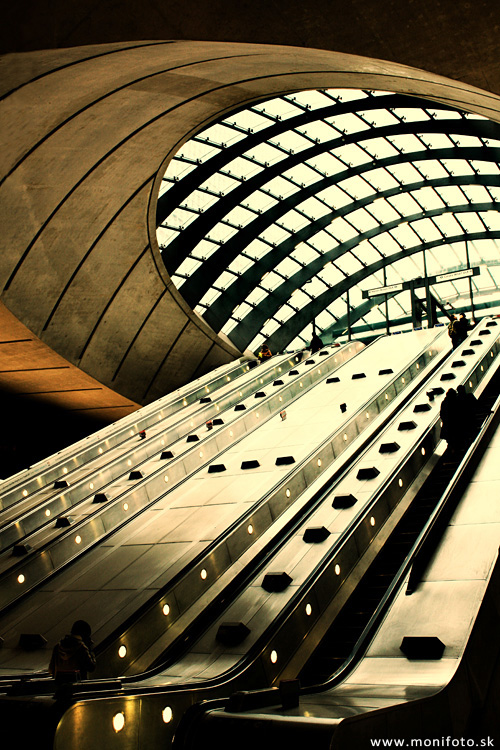 Canary wharf by shalgona