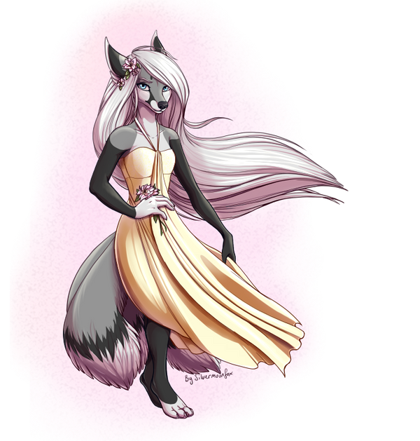 Ivyllinn by silvermoonfox