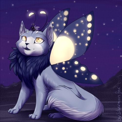 Artemis by silvermoonfox