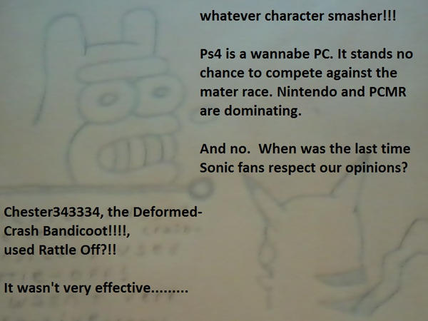 Chester343334, Pokemon battle!!!!! by PanzerPSOprorius