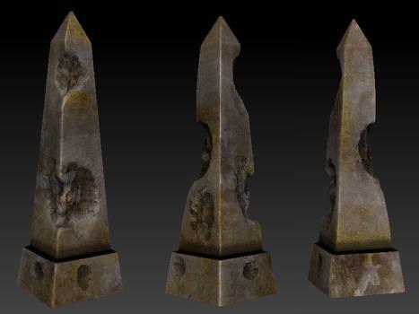 Obelisk Prop