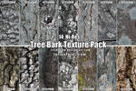 Hi-Res Tree Bark Texture Pack
