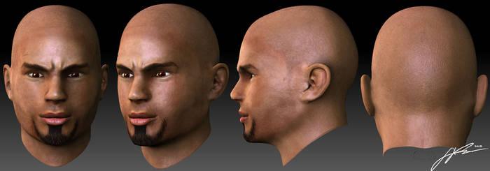Character Head redo