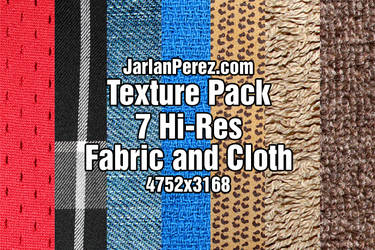 Texture Pack Fabric and Cloth