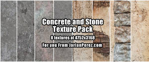 Concrete and Stone Textures
