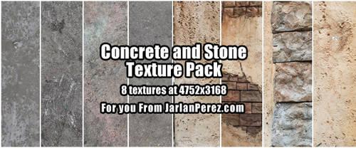 Concrete and Stone Textures