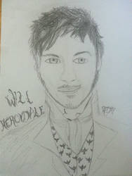 Will Herondale - uncoloured